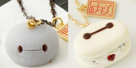 シュールで愛くるしい「ベイマックス」のQ-pot新作コレクション「大福」&「マカロン」が全店で発売を開始!