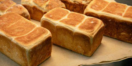 究極のふわもち食パン。その名も「天使のほっぺ」