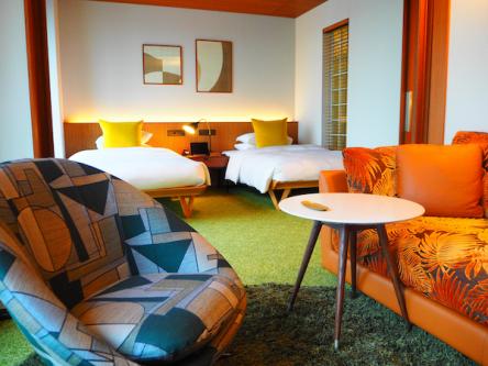 NYのアパートのようなヴィンテージ香るおしゃれホテル「青山グランドホテル」潜入ルポ