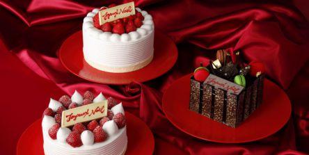 おうちクリスマスが華やかに!「ホテルニューオータニ」の最上級素材を使ったクリスマスケーキ予約開始