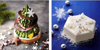 さすがは『ザ・リッツ・カールトン大阪』!極上クリスマスケーキで、一点豪華主義⁉︎