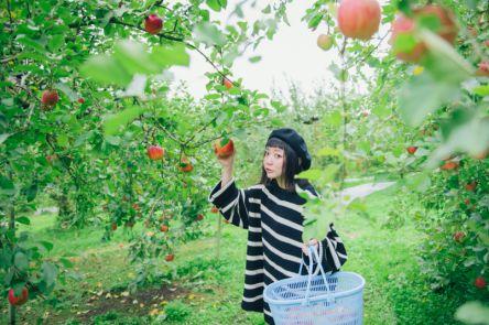 この秋は都会を抜け出し大自然へ!滝のパワーとりんごの香りで心も体も癒される♡魅惑の茨城・大子町トリップ!