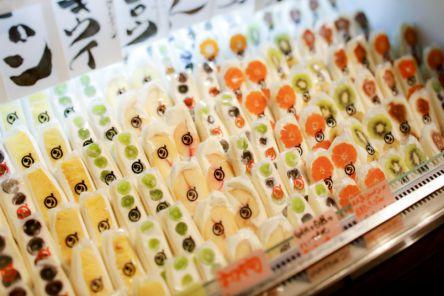 京都のフルーツ専門店「ダイワ京都本店」で味わう絶品フルーツサンド