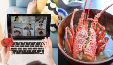南伊豆町がおうちにやってくる!オンラインで食べて楽しむ「南伊豆町祭り」開催中