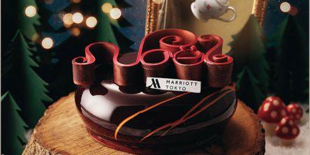リモートパーティーやおうちディナーに!西武池袋本店でクリスマスケーキ予約開始