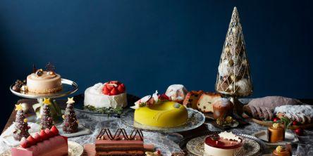 お一人様サイズのケーキも!「グランドニッコー東京 台場」の2020年クリスマスケーキに注目