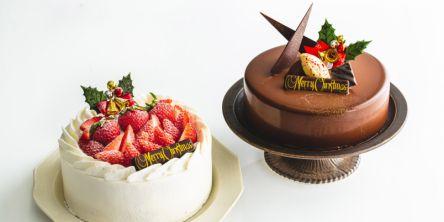 宅配やおひとり様用もあり!「デカダンス ドュ ショコラ」自家製クリスマスケーキの予約受付開始