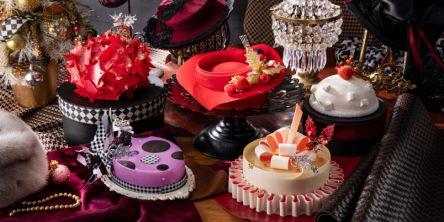 フォトジェニック極まる!「ヒルトン東京」のクリスマスケーキ11月13日予約開始