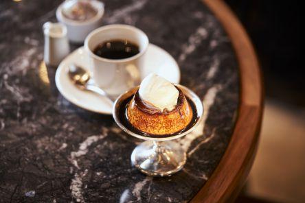 「純洋食とスイーツ パーラー大箸」でミシュラン1つ星シェフのプリンにうっとり。