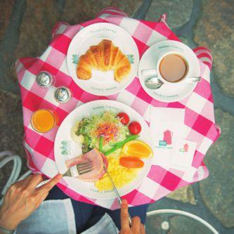 こんな朝を迎えたい!京都・最高の朝食5選