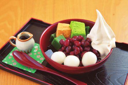 """京都の甘味といえば、絶対食べたい!""""キラキラ""""人気あんみつ4選"""