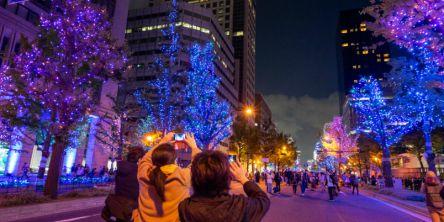 大阪の街全体がきらきら輝く!この時期だけのライトアップ「大阪・光の饗宴2020」