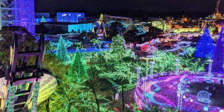 立川・八王子のイルミネーション人気スポット特集2020-2021|冬デート・クリスマスのお出かけに♬