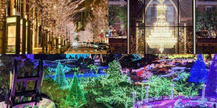 【エリア別】東京都のイルミネーション人気スポット特集2020-2021|冬デート・クリスマスのお出かけに♬