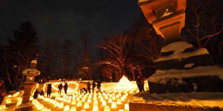 北海道のイルミネーション人気ランキング。雪と氷のイベントが満載!2020-2021