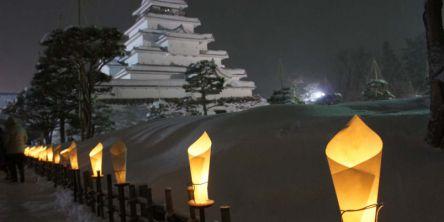 福島県のおすすめイルミネーション&雪まつりのライトアップ(2020-2021)