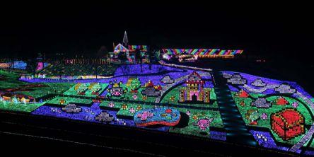 千葉県のおすすめイルミネーション(2020-2021)クリスマスや冬デートに!