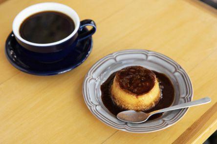 プリンがおいしいカフェに行こう♪門前仲町の「BAKU Coffee Roasters」へ