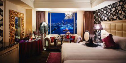 ミステリアスなクリスマスを。ホテルインターコンチネンタル東京ベイにヴィランズの棲み処をイメージしたコンセプトルームが誕生!
