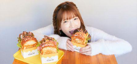 """話題沸騰中!韓国発の""""エッグトースト""""【大食いアイドルもえのあずきの絶品グルメ】"""