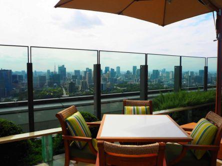 Go Toトラベルで上質ステイを満喫!ルーフトップテラスが最高に素敵な「フォーシーズンズホテル東京大手町」へ