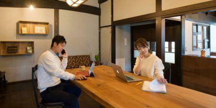 石川県・輪島の里山で過ごす夫婦でのワーケーション【里山まるごとホテル 中右衛門】