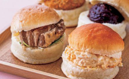 おいしくてかわいくてお腹いっぱい!関西の人気サンド7選