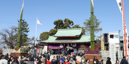 近畿(関西)の初詣スポット人気ランキング! 2021年の初詣行事やご利益は?