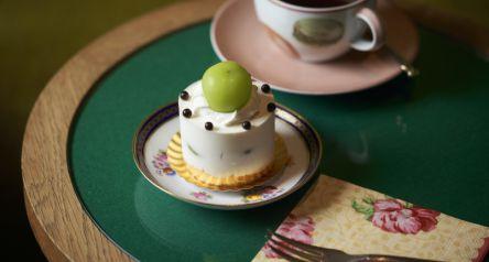 自分だけの特別感。ひとつひとつ果物が違う手作りのまるいショートケーキ