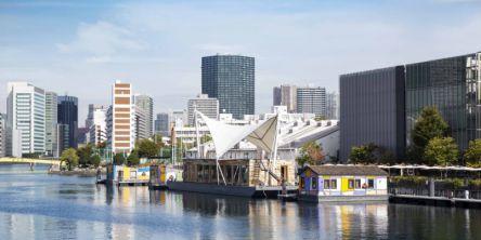 東京初の水上ホテルが天王洲に誕生!都内にいながら気軽に海外気分を満喫