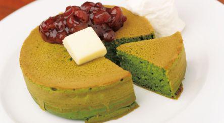 抹茶の本場・京都で食べたい!ふわっふわの抹茶パンケーキ5選