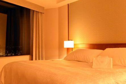 憧れの横浜ホテルstay!横浜ベイシェラトン ホテル&タワーズに編集部員が泊まってみた