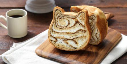 1月限定!ねこの形高級食パン専門店の「ねこねこ食パン ティラミス」発売