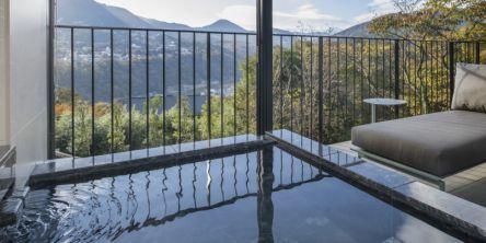 記念日に泊まりたい!箱根の全室半露天付きホテル「HAKONE NICA」を徹底解剖!