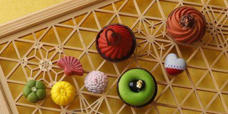 【ホテル雅叙園東京】美術品のような和テイストのチョコレート4種類が1月25日に新登場!