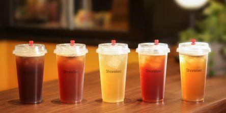 ブームの予感!伝統の台湾茶がキュートな新感覚スイーツに変身