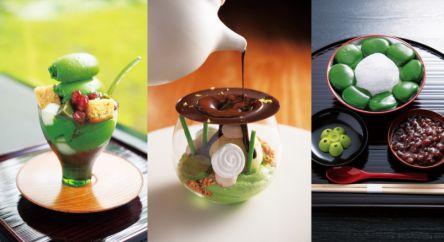 抹茶の聖地・京都で一度は食べたい!あこがれスイーツ5選