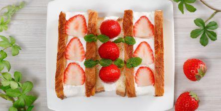 大注目の山口果物×シェラトン都ホテル大阪のスピンオフ企画!特製フルーツサンドも