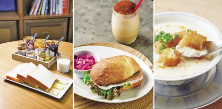 台湾式からベーカリーカフェまで! 東京のおいしい朝食5選