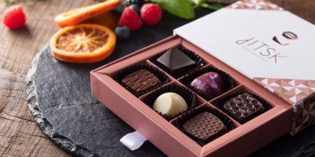 熱狂的ファンを持つベルギーチョコ『イースク』がバレンタインシーズン限定で日本上陸