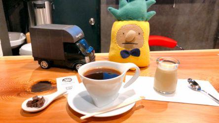 新宿でハワイ気分!日本で唯一のカウコーヒーが飲めるカフェ「Hawaii KAU Coffee」