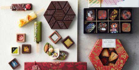 『ベルアメール 京都別邸』の2021年新作登場!期間限定ショコラをお取り寄せ