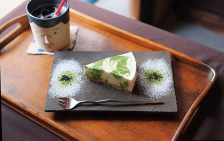 抹茶好きのアナタに食べてほしい。京都の抹茶チーズケーキ4選