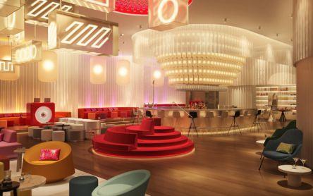 日本初進出のラグジュアリー・ライフスタイルホテル「W」が、2021年3月大阪に開業