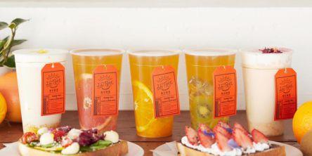 原宿の「LaTREE 果茶果酒」でフルーツティーを堪能!台湾茶+果物=最高!