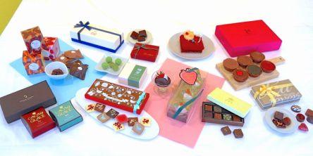 エキナカでご褒美チョコ!ネット予約もできる「エキュート」のバレンタインチョコレート15選