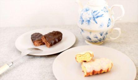 【無印良品・実食レポ】新作お菓子「チョコがけワッフル」2種を食べ比べ!
