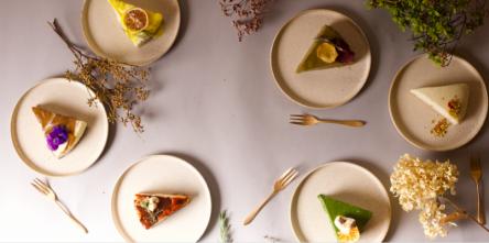 美しすぎる新感覚チーズケーキ専門店「namery(ナメリ)」。おうちでのリラックスタイムにいかが?