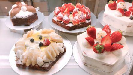 6角形の芸術的なケーキが並ぶ!洋菓子店「タトル」が明大前にオープン