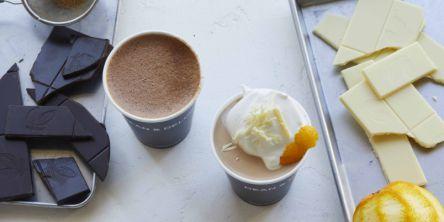 【冬季限定】「DEAN & DELUCA」から2種類のチョコレート仕立てのデザートティーが登場